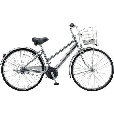 【防犯登録サービス中】送料無料 ブリヂストン 自転車 アルベルトロイヤル AR65ST Mスパークルシルバー