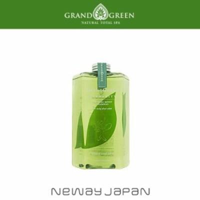 ニューウェイジャパン [Grand Green] グラングリーン  ナチュラルモイストシャンプー [560ml] [ポンプつき]