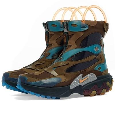 ナイキ/NIKE メンズ シューズ ブーツ Nike x Undercover React Boot #CJ6971-200