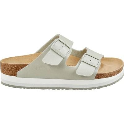 ビルケンシュトック Birkenstock レディース サンダル・ミュール シューズ・靴 Papillio by Arizona Platform Sandals Mineral