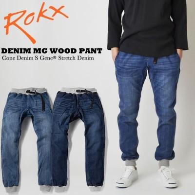 ロックス ROKX コーンデニム ウッドパンツ RXMS191023