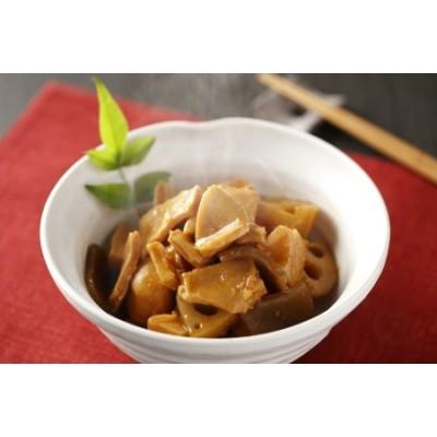 ZF25.牛モツと野菜の味噌煮込み