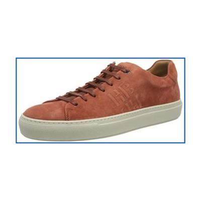 【新品】BOSS Men's Low-Top Sneakers, Rust Cooper220, 12【並行輸入品】