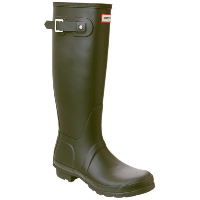 ハンター ブーツ&レインブーツ シューズ レディース Hunter Women's Original Tall Boot -