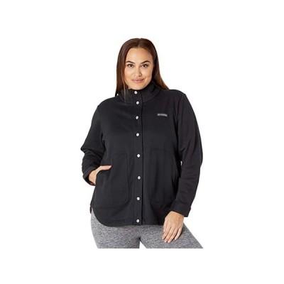 コロンビア Plus Size Hart Mountain Shirt Jacket レディース コート アウター Black