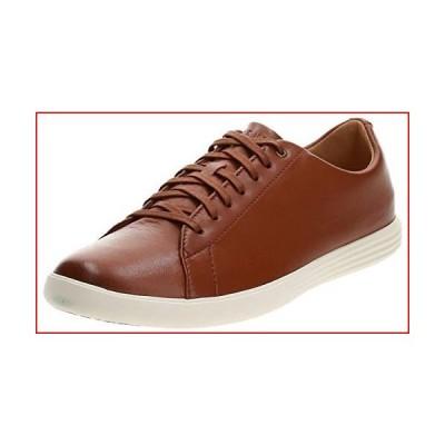 Cole Haan Men's Grand Crosscourt II Sneakers, Tan Leather Burnsh, 11【並行輸入品】