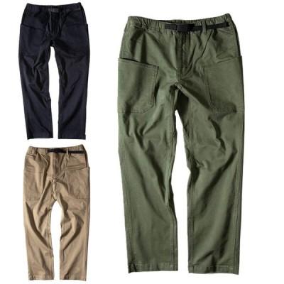 GRIP SWANY グリップスワニー CAMP PANTS キャンプパンツ 2020年秋冬 ストレッチ生地 大型ポケット付き GSP-71