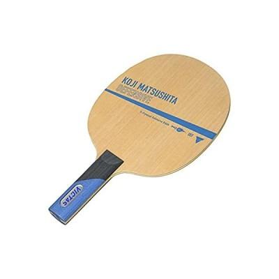 ヴィクタス(VICTAS) 卓球 ラケット Koji Matsushita ディフェンシブ シェークハンド 守備用 5枚合板 松下浩二選手使用モデル