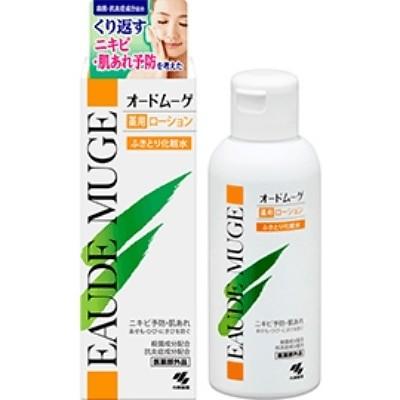 【医薬部外品】小林製薬 オードムーゲ薬用ローション 500ml(ふきとり化粧水)