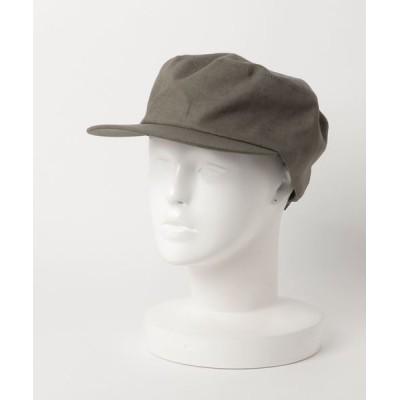FUNALIVE / 【SI Original】Cotton Linen FVISOR コットンリネンバイザーワークキャップ WOMEN 帽子 > キャップ