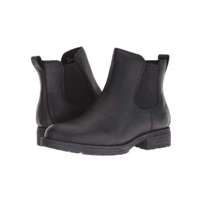 Born ボーン レディース 女性用 シューズ 靴 ブーツ チェルシーブーツ アンクル Cove - Black