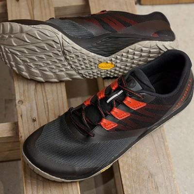 メレル MERRELL トレイル グローブ5 エコ M TRAIL GLOVE 5 ECO 066205 SS20 アウトドア ジム トレーニングシューズ 靴 BLACK BOSSANOVA ブラック系