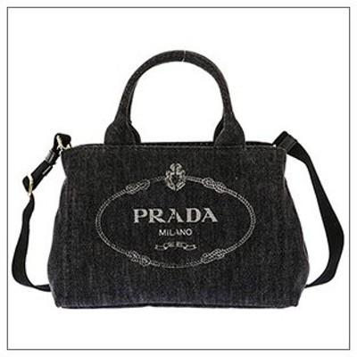 PRADA プラダ 80サイズ 1BG439DENIM-NER ショルダーバッグ