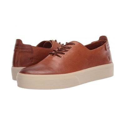 Frye フライ メンズ 男性用 シューズ 靴 スニーカー 運動靴 Beacon Low Lace - Caramel Tumbled Veg Tan