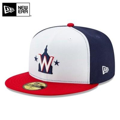 【メーカー取次】 NEW ERA ニューエラ 59FIFTY MLB On-Field ワシントン・ナショナルズ ネイビーXホワイトXレッド 12504360  帽子【クーポン対象外】【T】