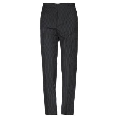 アレキサンダー マックイーン ALEXANDER MCQUEEN パンツ ブラック 54 ウール 75% / モヘヤ 25% パンツ