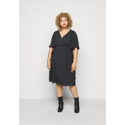 ジズ ワンピース レディース トップス MCLARA DRESS - Day dress - black