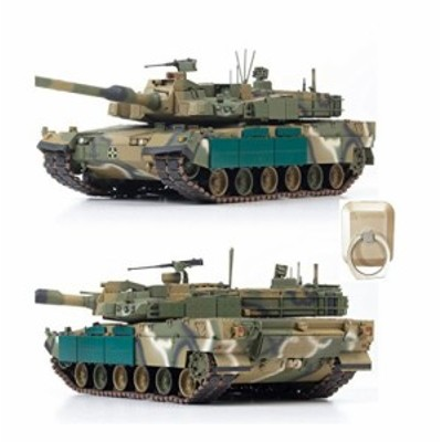 Academyアカデミー1/35 Scale R.O.K Army K2 Black Panther Main Battle Ta(未使用品)