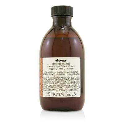 ダヴィネス アルケミックシャンプー # Copper (オレンジ系、ライトブラウンヘア用)280ml   @送料無料 シャンプー