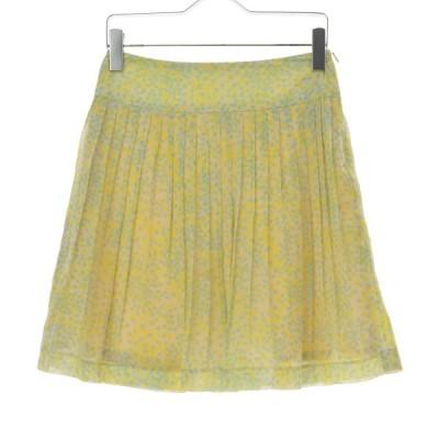 ROPE PICNIC / ロペ ピクニック シフォンプリーツ スカート