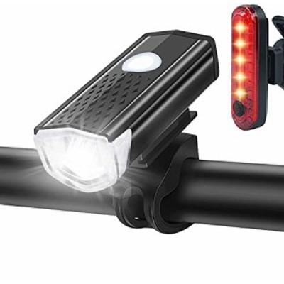 【送料無料】自転車 ライト 自転車用ヘッドライト usb充電式 防水・IPX6 Doormoon 800ルーメン 3つ照明モード ledライト 明るい ロードバ