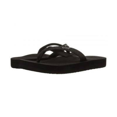 Reef リーフ レディース 女性用 シューズ 靴 サンダル Star Cushion - Black