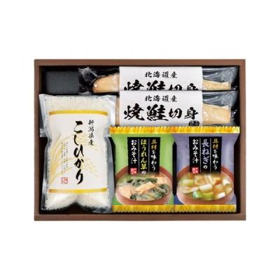 新潟県産こしひかり 食卓彩セット