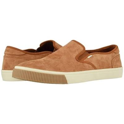 customerAuth Baja メンズ スニーカー 靴 シューズ Carmel Brown Pig Nubuck