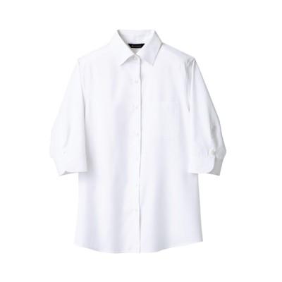 MONTBLANC BF2203-2 シャツ(7分袖)(女性用) 【業務用】コック服
