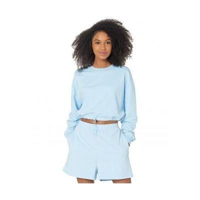 Bardot バードット レディース 女性用 ファッション セーター The Drawstring Sweater - Cornflower