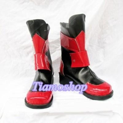 魔法少女リリカルなのは  ヴィータ   風  専用靴 、通用靴★ コスプレ道具/小物 *D240