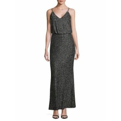 カルバンクライン レディース ワンピース Sleeveless Knit Gown