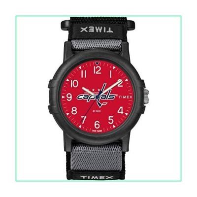 Timex Washington Capitals Youth Fastwrap Recruit Watch【並行輸入品】