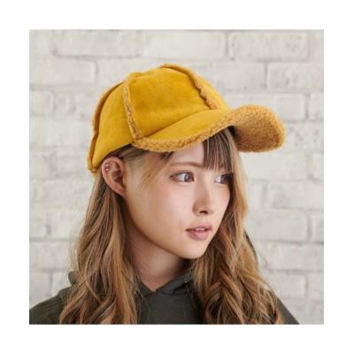 VIBGYOR / VIBGYOR Select/ムートンキャップ(YA) WOMEN 帽子 > キャップ