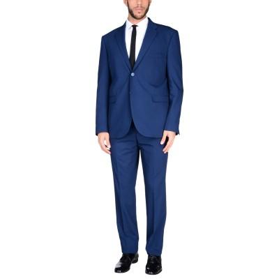 ALESSANDRO GILLES スーツ ダークブルー 54 ウール 65% / レーヨン 30% / ポリウレタン 5% スーツ