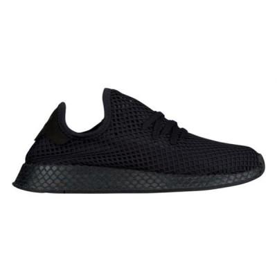 アディダス メンズ adidas Originals Deerupt Runner スニーカー ランニングシューズ Black/Black/White