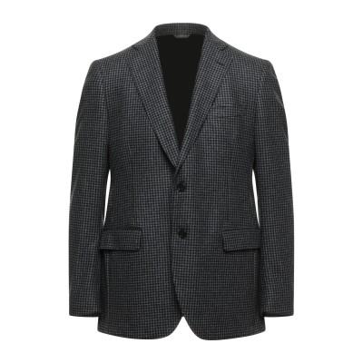 TOMBOLINI テーラードジャケット グレー 54 ウール 100% テーラードジャケット