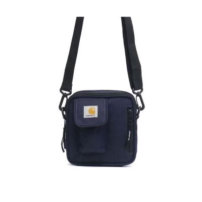 【ギャレリア】 カーハート ショルダーバッグ carhartt WIP ESSENTIALS BAG SMALL エッセンシャルバッグ I006285 ユニセックス ネイビー F GALLERIA