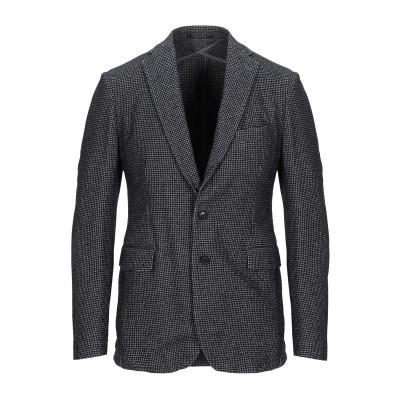 タリアトーレ TAGLIATORE テーラードジャケット ダークブルー 56 バージンウール 57% / コットン 43% テーラードジャケット