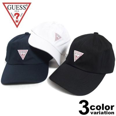 GUESS ゲス キャップ コットンキャップ LOGO TWILL LOW CAP メンズ 帽子 2018 新作