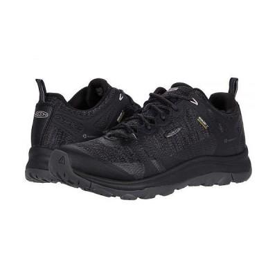 Keen キーン レディース 女性用 シューズ 靴 スニーカー 運動靴 Terradora II Waterproof - Black/Magnet