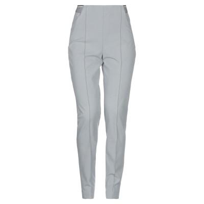 LORENA ANTONIAZZI パンツ ライトグレー 40 コットン 98% / ポリウレタン 2% パンツ