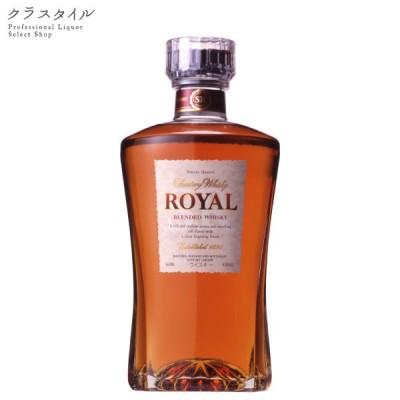 ウイスキー サントリー ローヤルスリム 43% 660ml 日本