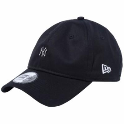 【新品】ニューエラ 930キャップ クローズストラップ メタルロゴ ニューヨークヤンキース ブラック シルバー ホワイト New Era NewEra