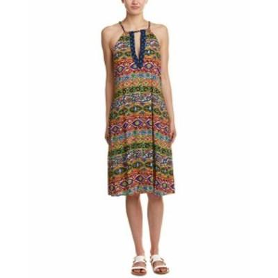 Nanette Lepore ナネットレポー ファッション ドレス Nanette Lepore Carnaval Midi Cover-Up Dress