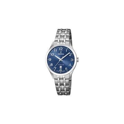 チタンストラップF20468 / 2とFestinaレディースアナログクォーツ時計