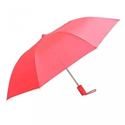ゴルフ用品 赤いコンパクト雨傘、12 パック
