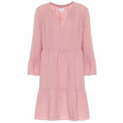ベルベット グラハムandスペンサー Velvet レディース ワンピース ワンピース・ドレス Aurora linen dress Candy