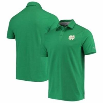 Under Armour アンダー アーマー スポーツ用品  Under Armour Notre Dame Fighting Irish Heathered Kelly Green Tri-Blen