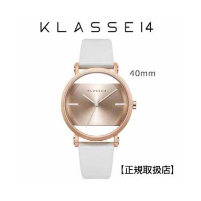 クラス14  腕時計 Imperfect Gold  Arch Rose Gold 40mm IM18RG012M ゴールド ダイヤル  替えベルト付き